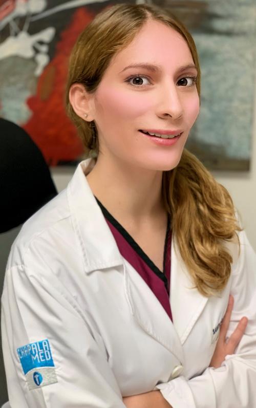Dr. Rebeca Vasquez