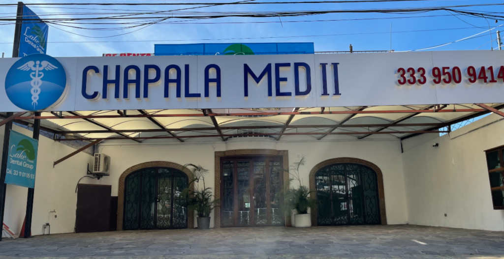 Chapala Med II offices